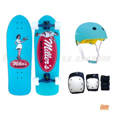 Pack Miller Surfskate Fresh