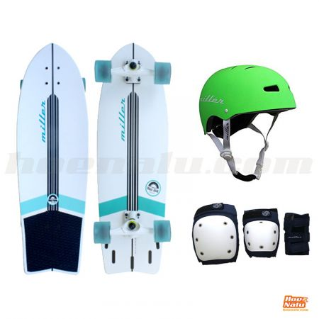 Pack Miller Surfskate Pablo Solar Pro Model