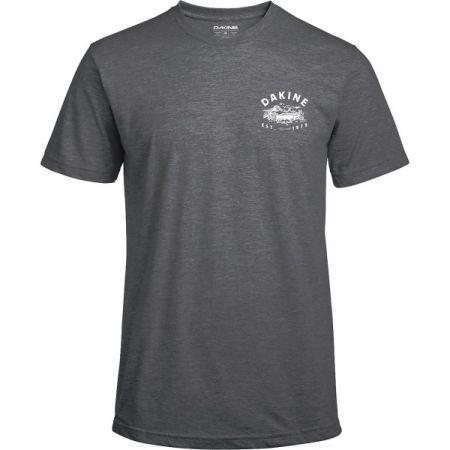 DaKine Buzz Kill Tech T-Shirt Heather Black (Size S)
