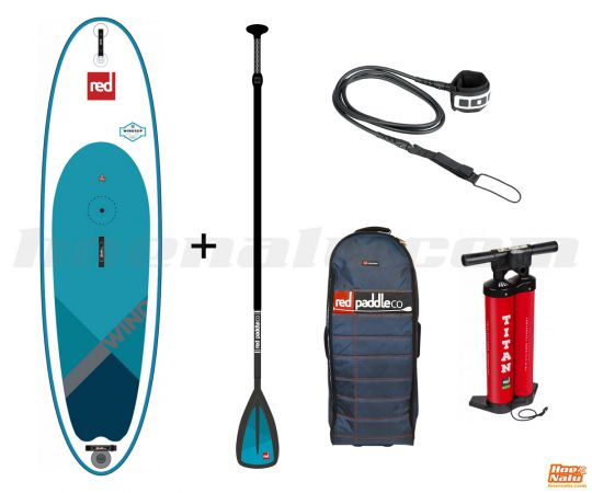 "Red Paddle Co Ride WindSUP 10'7""x33"" 2018"