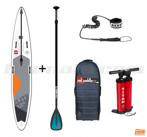 Pack completo Red Paddle Co Elite 12'6""