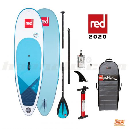 "Pack Red Paddle Co Whip 8'10""x29'' 2020"