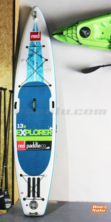 RedPaddle Co Explorer+ 13'2''xe30'' Seminueva