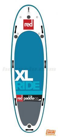 "RedPaddle Co RIDE XL 17'x60"" Big SUP"