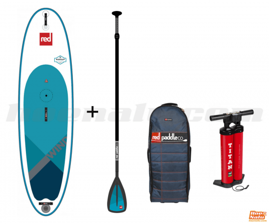 "Red Paddle Co Ride Wind 10'7""x33"""