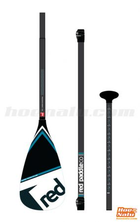 Remo RedPaddle Co Carbon Convertible 3 piezas 2017