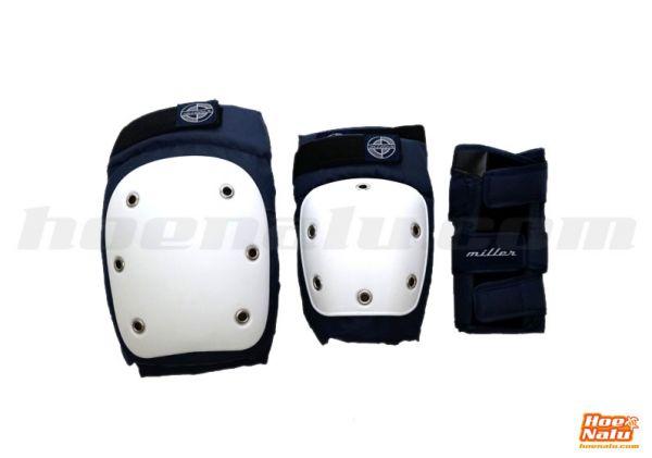 Miller Rider Pack Protecciones Skate