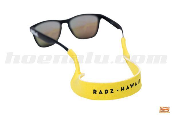 Cinta para gafas Radz Amarilla