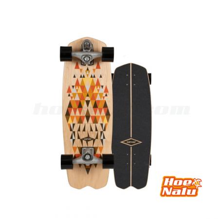 "SurfSkate Carver 28.25"" Spectra"