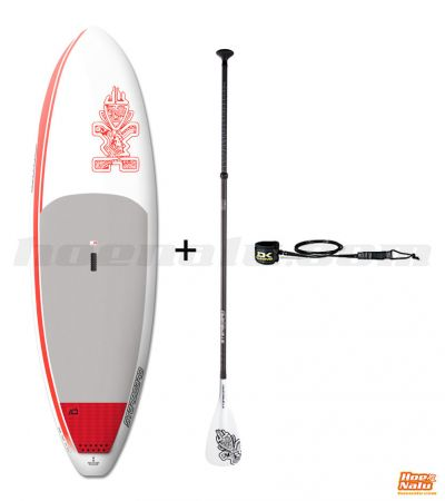 """Pack Starboard SUP Wide Point 9'5""""x32"""" Starshot Red 2016"""