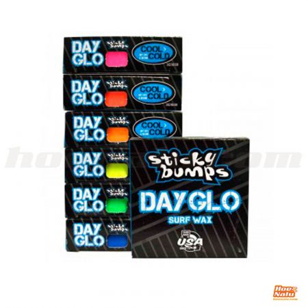 Gama Sticky Bumps Day Glo