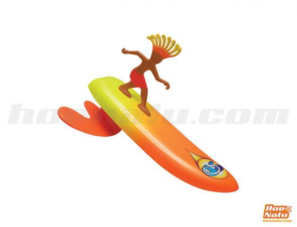 "Surfer Dudes® ""Costa Rica"" Rick"