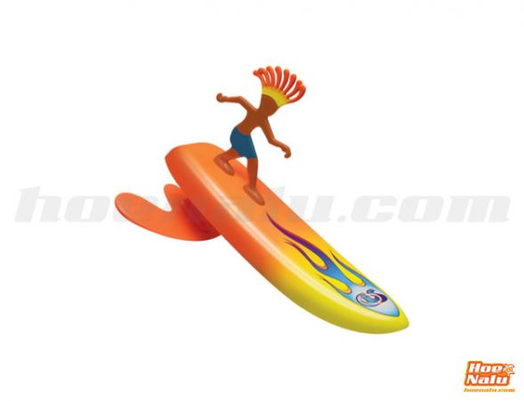 "Surfer Dudes® ""Sumatra"" Sam"