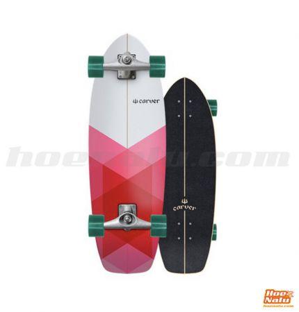 """SurfSkate Carver 30.25"""" Firefly"""