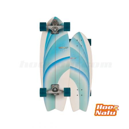 "SurfSkate Carver 30"" Emerald Peak"