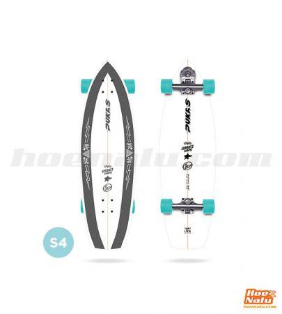 """La Loca 31.5"""" Signature Series Yow Surfskate"""