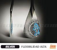 Enduro Silver Paddle
