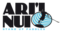 Ari'I Nui: Paddle Surf with Tahitian spirit