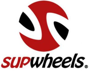SUP Wheels®, the best SUP board carrier!