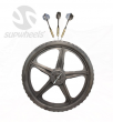 With SUPWheels® you will never get a flat