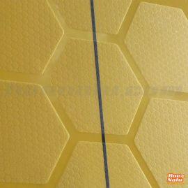 Detalle del HexaTraction en el nose de una tabla de Paddle Surf