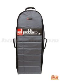 "Mochila de la RedPaddle Co RACE 12'6""x28"" 2015 con RSS  vista frontal"