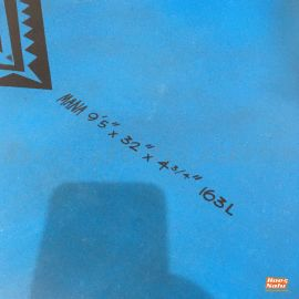 """Naish Mana 9'5""""x32"""" GT + Foil Box - Seminueva"""