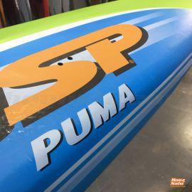 """NSP Puma 12'6""""x24"""" Pro Carbon Seminueva"""