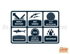 Características del RSPro Clear