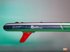 Red Paddle Co Voyager 12'6'' tail