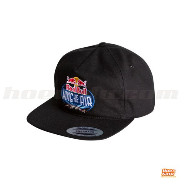 Mystic Red Bull Shipstern Cap Black front