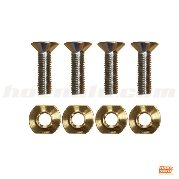 Fanatic Screw Set Foil Mounting System