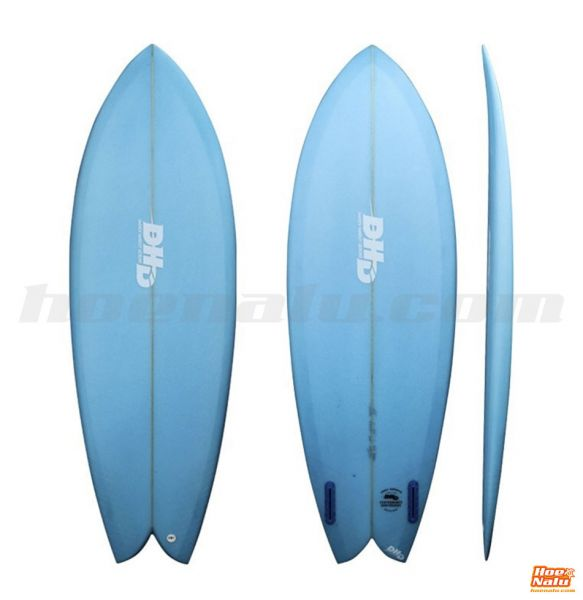 DHD Surfboard Mini Twin