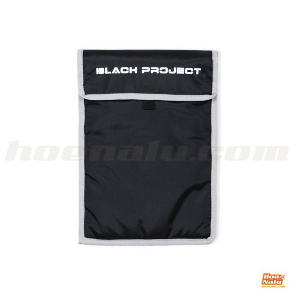 Black Project Fin Case
