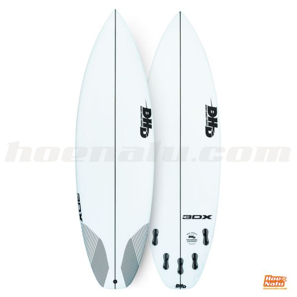 DHD Surfboard 3DX 5'10""