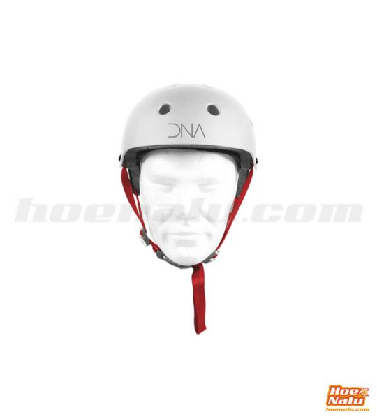 DNA White Gloss EPS Helmet