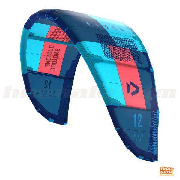 Duotone Rebel Kite Azul