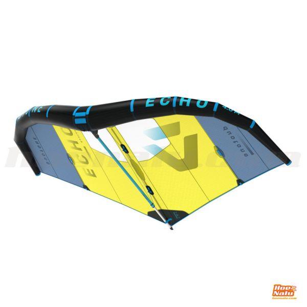 Duotone Foil Wing Echo CC2 - Blue/Yellow