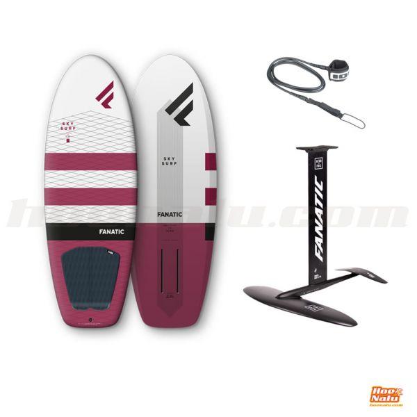 """Pack Fanatic Sky Surf Foil 5'2"""" + Aero Surf Foil 1500"""