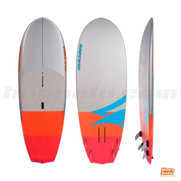 Naish Hover 120 Crossover SUP, Wind & Foilboard 2019
