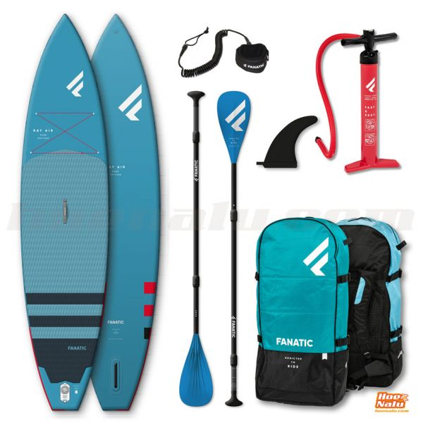 Pack Fanatic Ray Pure Air