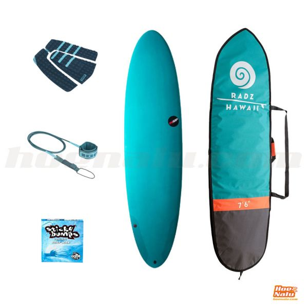 Pack NSP Protech Fun 7'2 Aqua