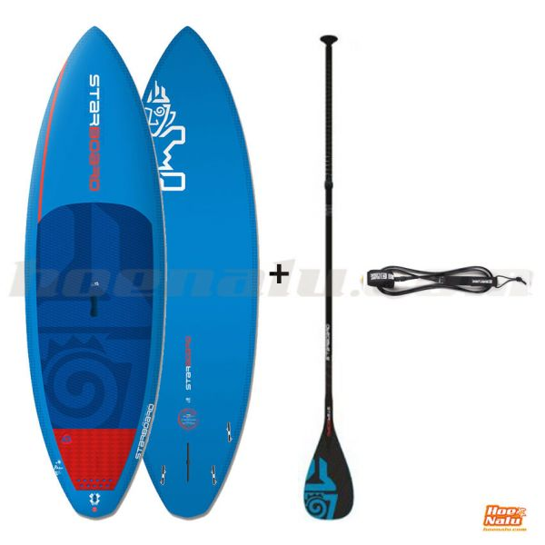"""Pack Starboard Pro 8'5""""x29"""" + Remo Tiki Tech"""