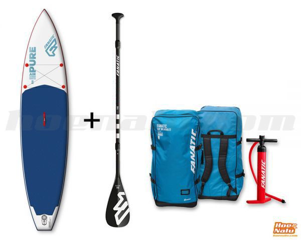 Pack Fanatic SUP Pure Air Touring 11'6''