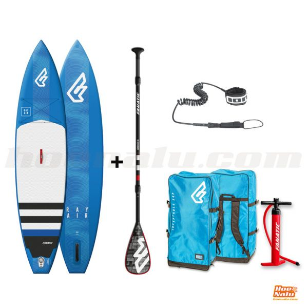Pack Fanatic SUP Ray Air 2019