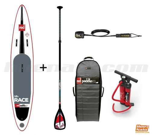 "Pack RedPaddle Co RACE 12'6""x27"" RSS 2017"