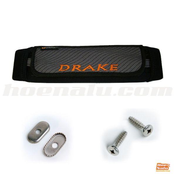 Pack Drake Deluxe Strap VI + tornillos