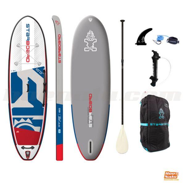 Pack Starboard SUP 10'0''x33'' iGO Deluxe SC