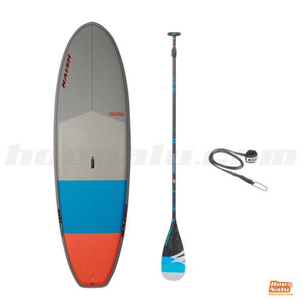 Pack Naish SUP Mana 9'8'' GSX 2019 + Remo Carbon Plus Vario