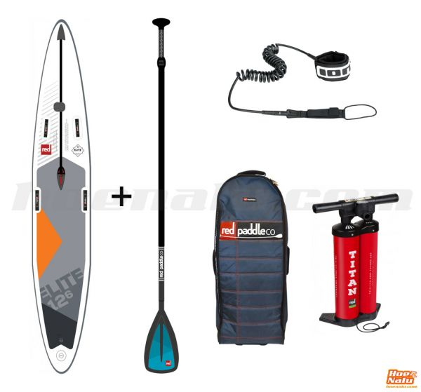 Pack Red Paddle Co Elite 12'6""